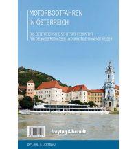 Motorboot Motorbootfahren in Österreich Freytag-Berndt und ARTARIA
