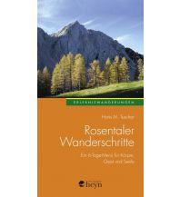 Wanderführer Rosentaler Wanderschritte Heyn Verlag