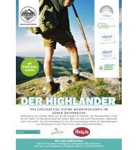Wanderkarten Kärnten Der Highlander 1:45.000 Heyn Verlag