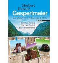 Reiselektüre Gasperlmaier Haymon Verlag