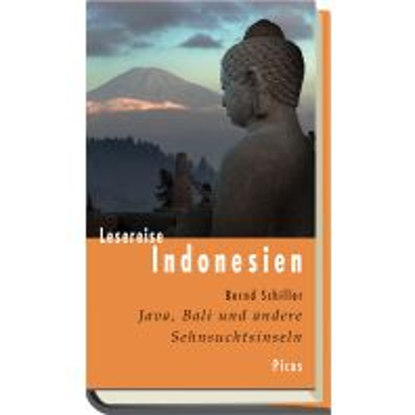 Reiseführer Lesereise Indonesien Picus Verlag