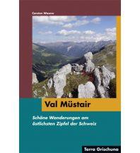 Wanderführer Val Müstair Terra Grischuna Verlag