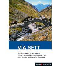 Wanderführer Via Sett Terra Grischuna Verlag
