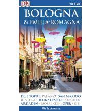 Reiseführer Vis-à-Vis Reiseführer Bologna & Emilia-Romagna Dorling Kindersley