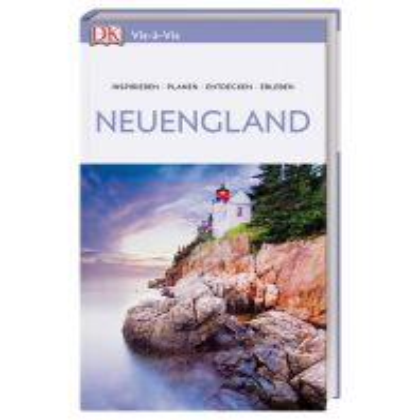 Reiseführer Vis-à-Vis Reiseführer Neuengland Dorling Kindersley