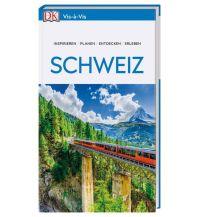 Vis-à-Vis Reiseführer Schweiz Dorling Kindersley