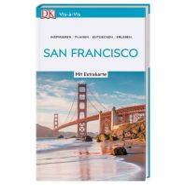 Vis-à-Vis Reiseführer San Francisco Dorling Kindersley