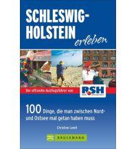 Reiseführer Schleswig-Holstein erleben Bruckmann Verlag