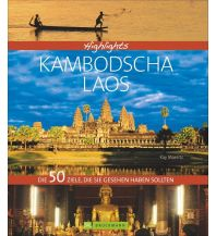 Bildbände Highlights Kambodscha / Laos Bruckmann Verlag