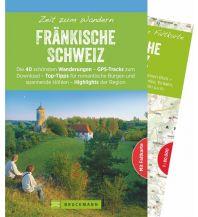 Wanderführer Zeit zum Wandern Fränkische Schweiz Bruckmann Verlag