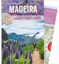 Reiseführer Der WanderUrlaubsführer Madeira Bruckmann Verlag