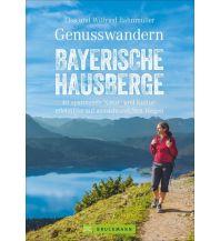 Wanderführer Genusswandern Bayerische Hausberge Bruckmann Verlag