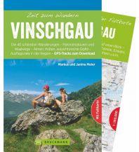 Wanderführer Zeit zum Wandern Vinschgau Bruckmann Verlag