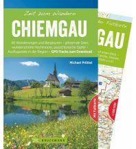 Wanderführer Zeit zum Wandern Chiemgau Bruckmann Verlag