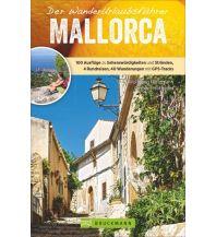Reiseführer Wanderurlaubsführer Mallorca Bruckmann Verlag