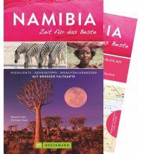 Reiseführer Namibia – Zeit für das Beste Bruckmann Verlag