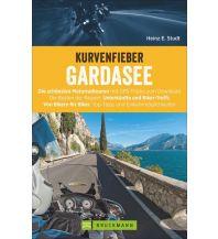 Motorradreisen Kurvenfieber Gardasee Bruckmann Verlag