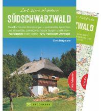 Wanderführer Zeit zum Wandern Südschwarzwald Bruckmann Verlag