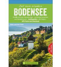 Wanderführer Zeit zum Wandern Bodensee Bruckmann Verlag