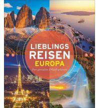 Bildbände Lieblingsreisen Europa Bruckmann Verlag