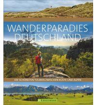Outdoor Bildbände Wanderparadies Deutschland Bruckmann Verlag