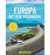 Campingführer Europa mit dem Wohnmobil Bruckmann Verlag