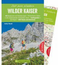 Wanderkarten Bruckmann Zeit zum Wandern Wilder Kaiser Bruckmann Verlag