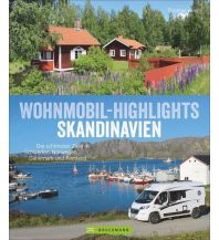 Campingführer Wohnmobil-Highlights Skandinavien Bruckmann Verlag