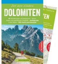 Wanderführer Bruckmann Zeit zum Wandern Dolomiten Bruckmann Verlag