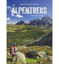 Weitwandern Alpentreks Bruckmann Verlag