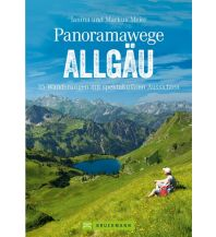 Wanderführer Bruckmann Panoramawege Allgäu Bruckmann Verlag