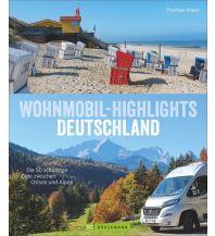 Campingführer Wohnmobil-Highlights Deutschland Bruckmann Verlag