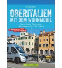 Campingführer Oberitalien mit dem Wohnmobil Bruckmann Verlag