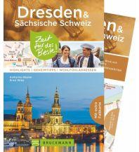 Reiseführer Dresden & Sächsische Schweiz – Zeit für das Beste Bruckmann Verlag