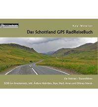 Radführer Das Schottland GPS RadReiseBuch Books on Demand