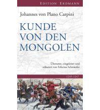 Kunde von den Mongolen Edition Erdmann GmbH Thienemann Verlag