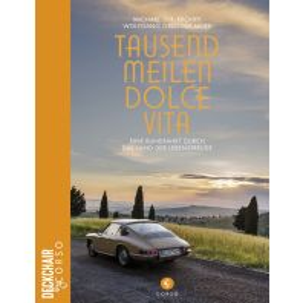 Reiseführer Tausend Meilen Dolce Vita Corso Verlag