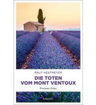 Reiselektüre Die Toten vom Mont Ventoux Emons Verlag