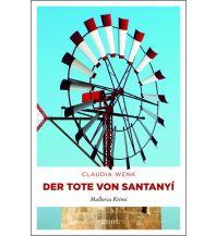 Reiselektüre Der Tote von Santanyí Emons Verlag