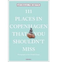 Reiseführer 111 Places in Copenhagen That You Shouldn't Miss Emons Verlag