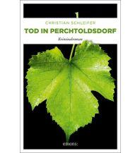 Tod in Perchtoldsdorf Emons Verlag