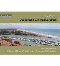 Radführer Das Toskana GPS RadReiseBuch Books on Demand