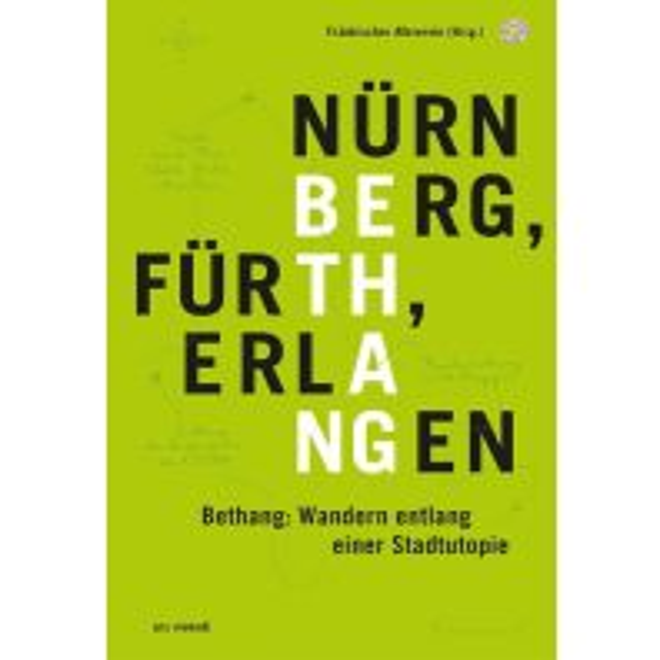 Weitwandern Nürnberg, Fürth, Erlangen ars vivendi verlag