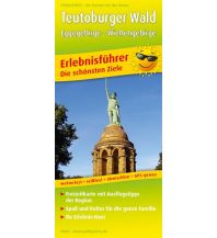 f&b Straßenkarten Teutoburger Wald 1:170.000 Freytag-Berndt und ARTARIA
