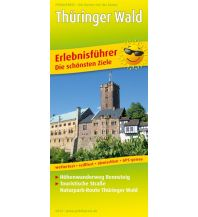f&b Straßenkarten Thüringer Wald Freytag-Berndt und ARTARIA