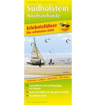 f&b Straßenkarten Südholstein - Nordseeküste Freytag-Berndt und ARTARIA