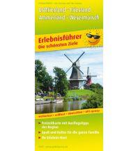 f&b Straßenkarten Ostfriesland - Friesland, Ammerland - Wesermarsch Freytag-Berndt und ARTARIA