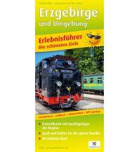 f&b Straßenkarten Erzgebirge und Umgebung Freytag-Berndt und ARTARIA