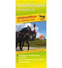 f&b Straßenkarten Nordfriesland - Nordseeküste Freytag-Berndt und ARTARIA
