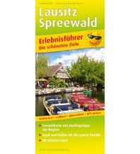 f&b Straßenkarten Lausitz, Spreewald Freytag-Berndt und ARTARIA